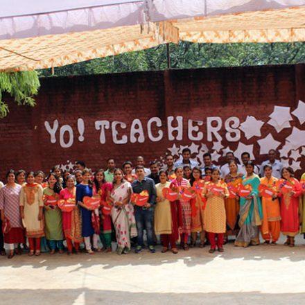 Teacher's Day @ Hayde Heritage Academy