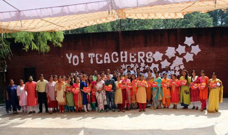 Teacher's Day @ Hayde Heritage Academy